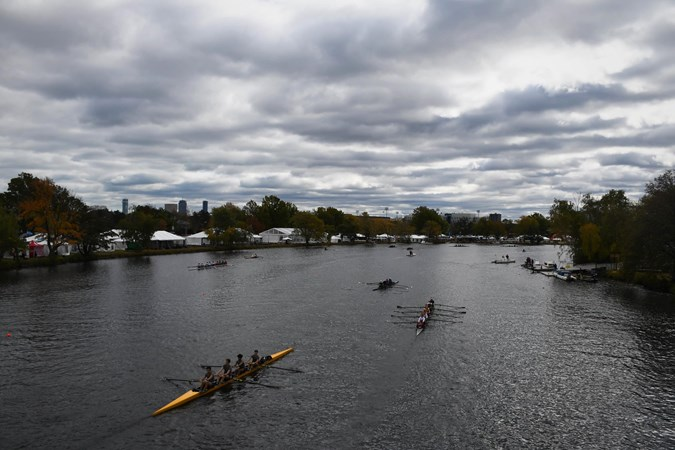 Team USA is Coming to the Head of the Charles!